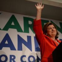Usa, in Georgia vince la destra: sollievo per Trump