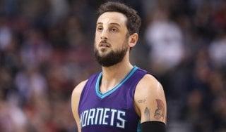 Basket, Nba: Belinelli passa da Charlotte ad Atlanta