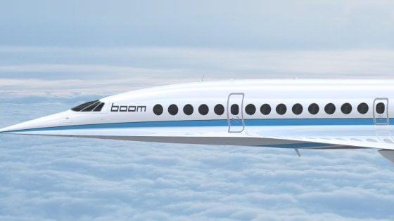 Concorde, la nuova era dei viaggi supersonici: un prototipo trasporta 52 passeggeri a 2300 km/h
