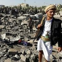 Yemen, il blocco aereo e navale imposto allo Yemen dalle forze di coalizione