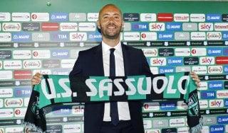 Sassuolo, Bucchi si presenta: ''Eredità pesante. Berardi? Spero resti''