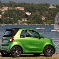 Smart fortwo Cabrio electric drive