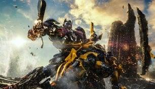'Transformers - L'ultimo cavaliere' spettacolo in 3D