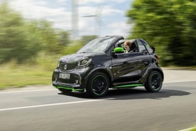 "Smart: ""Non chiedeteci di fare un Suv"""