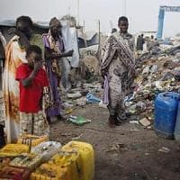 Sud Sudan, fermata la carestia peggiora la fame: sei milioni di persone