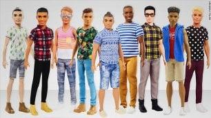 Ken cambia look