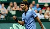 Federer ai quarti ad Halle Giorgi avanti a Birmingham