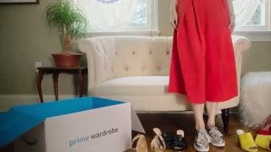 """Amazon """"Prime Wardrobe"""", e provi l'abbigliamento prima dell'acquisto"""