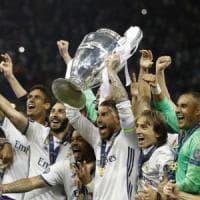 Champions League, per l'Uefa la squadra più forte di sempre è il Real