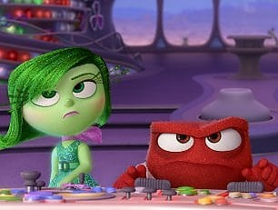 "Disney-Pixar: denuncia  di plagio per ""Inside Out"""