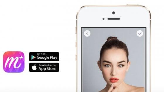 MakeUp Plus, la prova del rossetto ora si fa con l'app