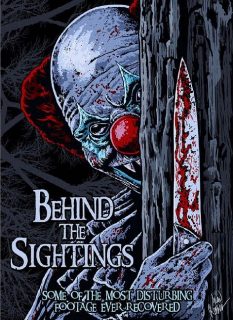 'Behind the Sightsings', il docu-film sugli avvistamenti di clown malvagi