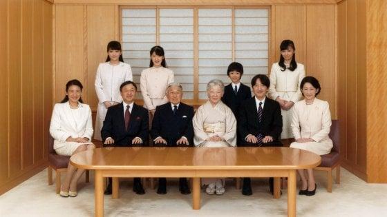 Risultati immagini per Famiglia imperiale del Giappone
