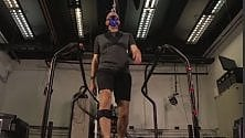 Un esoscheletro salva l'energia del corpo: si recupera oltre il 30%