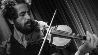 Un violino per la pace: il viaggio di Arsheed, fuggito dalla Siria''La musica semina speranza''