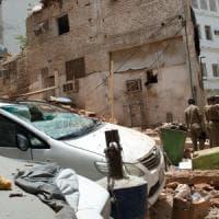 La Mecca, sventato attacco alla Grande Moschea: attentatore si fa esplodere,