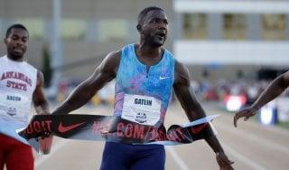 Atletica: 'nonno' Gatlin beffa Coleman, Blake sfreccia sull'esempio di Bolt