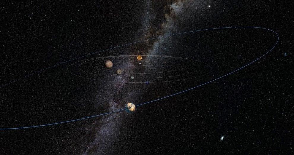 Oltre Plutone, a caccia di pianeti