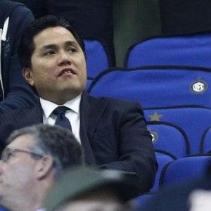 "Inter, Thohir garantisce per Suning: ""Ha le risorse per riportarci in Champions"""
