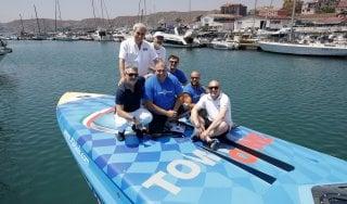 Motonautica: Tommy One vola, c'è il nuovo record mondiale Uim