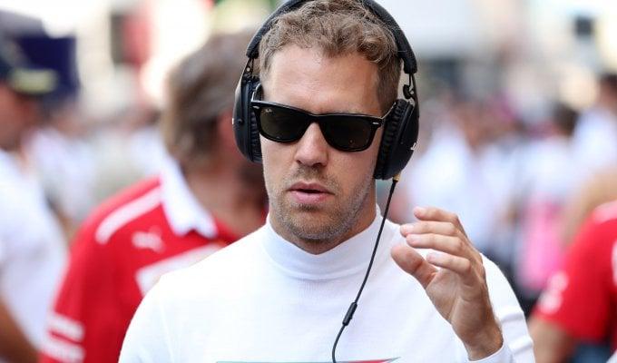 Vettel attacca Hamilton: ''Non si fa così''   foto