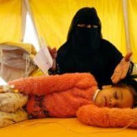 Yemen, oltre 200 mila casi di colera: 1300 morti, un quarto sono bambini