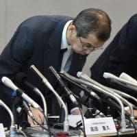 Air bag difettosi, il produttore giapponese Takata apre la procedura di fallimento