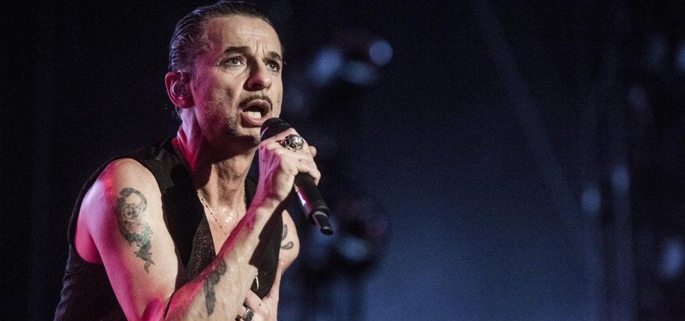 Depeche Mode, trionfo all'Olimpico di Roma