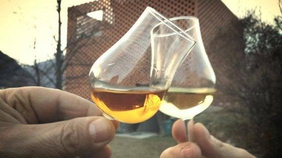 Dal cuore dell'Alto Adige l'unico Whisky italiano