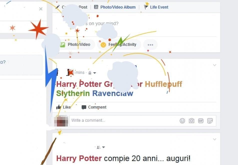 Harry Potter, l'omaggio social: magie nascoste e dove trovarle