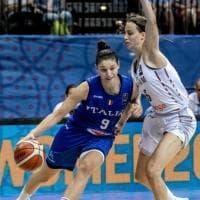 Basket, Zandalasini tra le stelle dell'Europeo