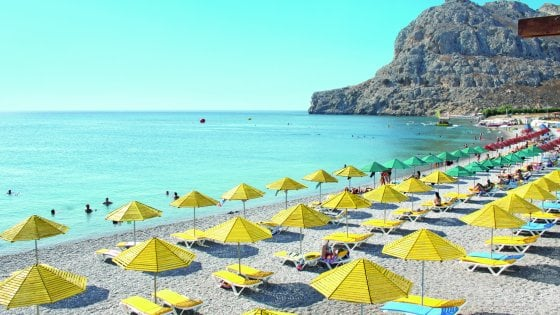 Una settimana a Rodi perla del Mar Egeo