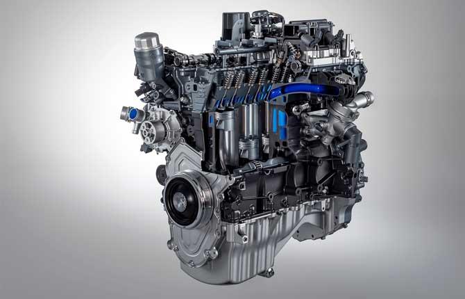 Sfida Jaguar, ecco i nuovi motori