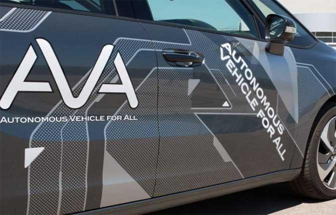 Guida autonoma, al via i test del gruppo Psa