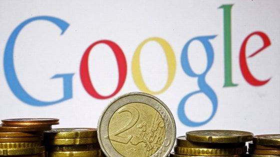 Google, multa record della Ue: 2,42 miliardi per posizione dominante