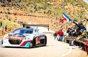 Loeb si porta a casa la Peugeot dei record