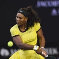 Tennis, Serena Williams replica