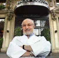 Addio ad Alain Senderens, lo chef-artista che amava le rivoluzioni
