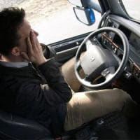 La sonnolenza quadruplica il rischio di incidenti stradali