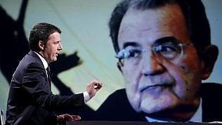 """Rivolta contro Renzi, Prodi: """"Stare più lontano? Già fatto"""". Da Franceschini a Orlando: """"Non va, il Pd deve unire non dividere"""""""