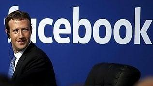 """Facebook ha 2 miliardi di utenti.""""Stiamo connettendo il mondo"""""""