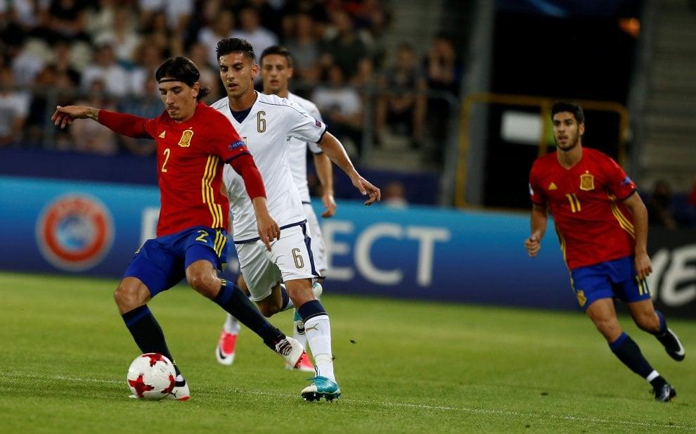 Europei U21; Spagna-Italia: il film della partita