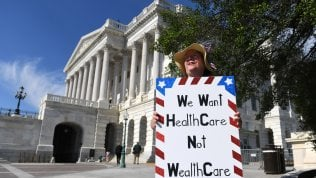 Slitta il voto: a rischio l'abrogazione dell'Obamacare
