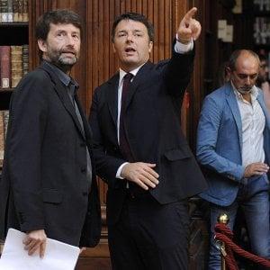 """Franceschini: """"Nati per unire non per dividere, si è rotto qualcosa col Paese e così ci consegniamo a Grillo"""""""