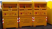 La mafia dei cassonetti gialli