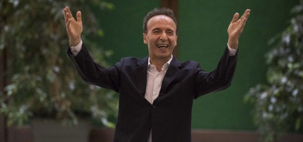 """Orfeo: """"Voglio Benigni e spero Giletti resti in Rai"""""""