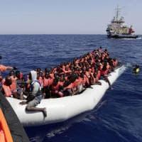 Nuova ondata di migranti, in 5mila attesi oggi nei porti italiani