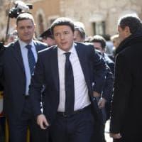 Scontro nel Pd, Renzi: