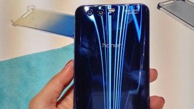 Honor 9, ecco lo smartphone  per gli audiofili dal brand Huawei