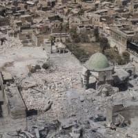 Iraq, l'esercito iracheno rinconquista al-Nouri: la moschea simbolo dello